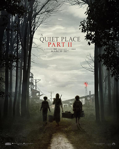 Trailer A Quiet Place II