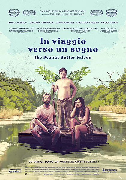 In viaggio verso un sogno - The Peanut Butter Falcon - Film (2019 ...