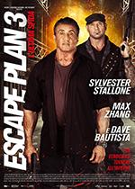 Poster Escape Plan 3 - L'ultima sfida  n. 0