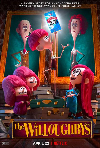 Trailer La famiglia Willoughby