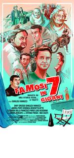 Poster Famosi in 7 giorni  n. 0