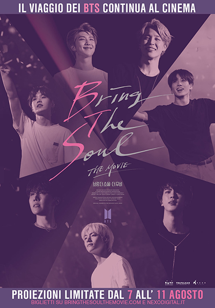 Trailer Bring the Soul - The Movie