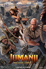 Poster Jumanji - The Next Level  n. 0