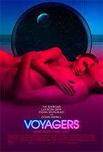 Poster Voyagers  n. 1