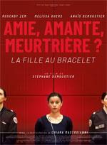 Poster La ragazza con il braccialetto  n. 1