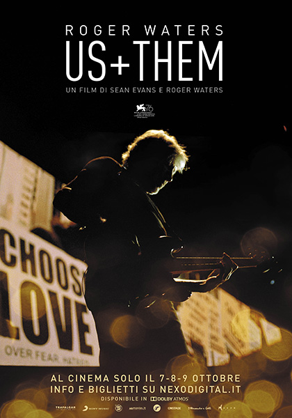 Trailer Roger Waters - Us + Them