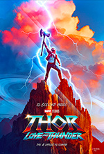 Poster Thor: Love and Thunder  n. 0