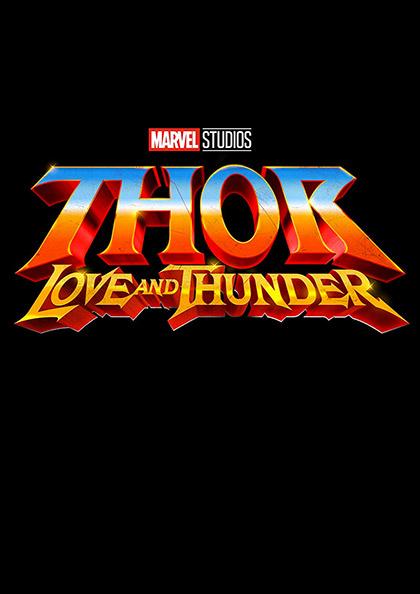 Locandina italiana Thor: Love and Thunder