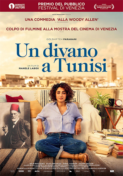 Un divano a Tunisi - Film (2019) - MYmovies.it