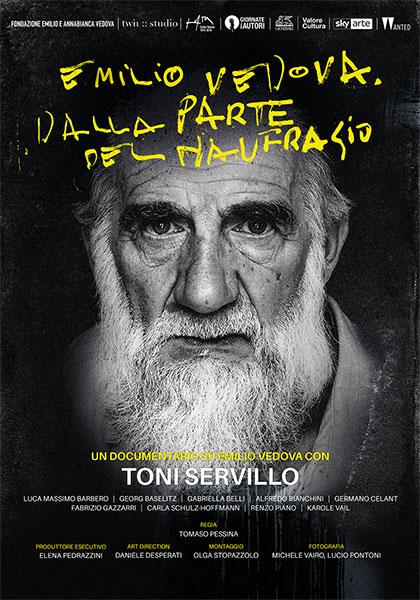 Trailer Emilio Vedova - Dalla Parte del naufragio