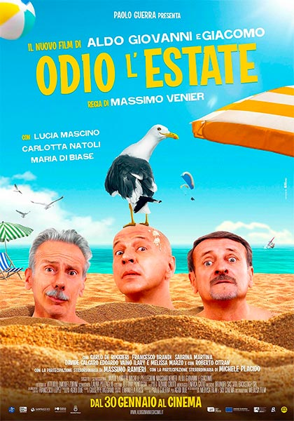 Trailer Odio l'estate