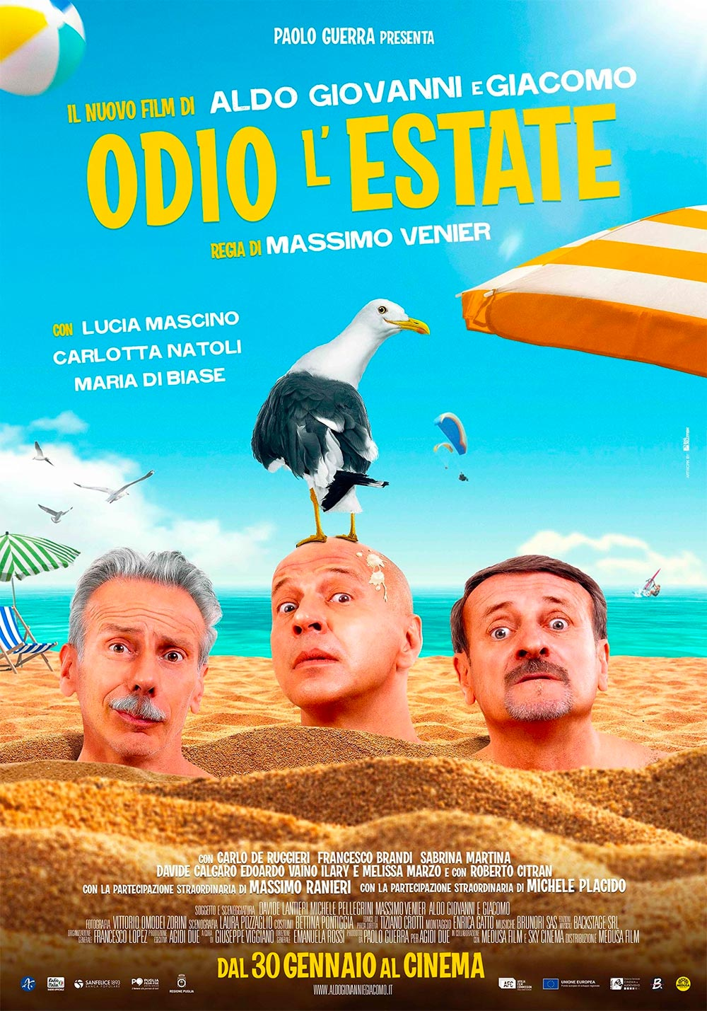 Odio l'estate - Film (2020) - MYmovies.it