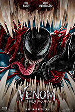 Poster Venom - La furia di Carnage  n. 1