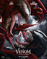Poster Venom - La furia di Carnage  n. 2