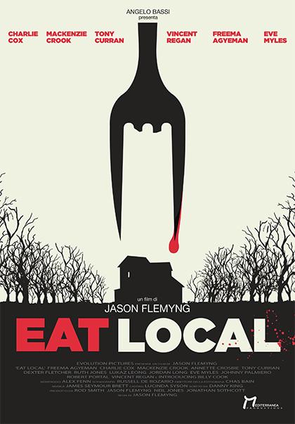 Locandina italiana Eat Local - A cena coi vampiri
