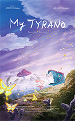 Poster My Tyrano: Together Forever  n. 0