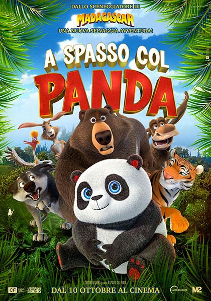 Trailer A spasso col panda