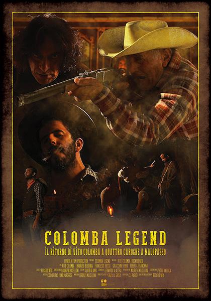 Trailer Colomba Legend