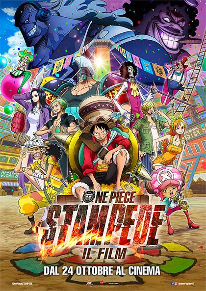 Frasi Belle One Piece.One Piece Stampede Il Film 2019 Mymovies It
