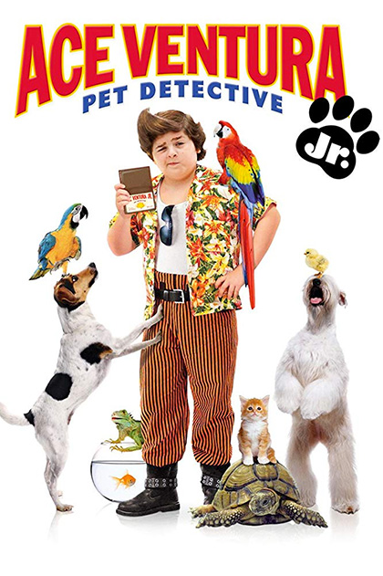 Ace Ventura 3 Stream
