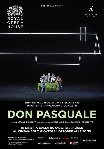 Trailer Royal Opera House - Don Pasquale