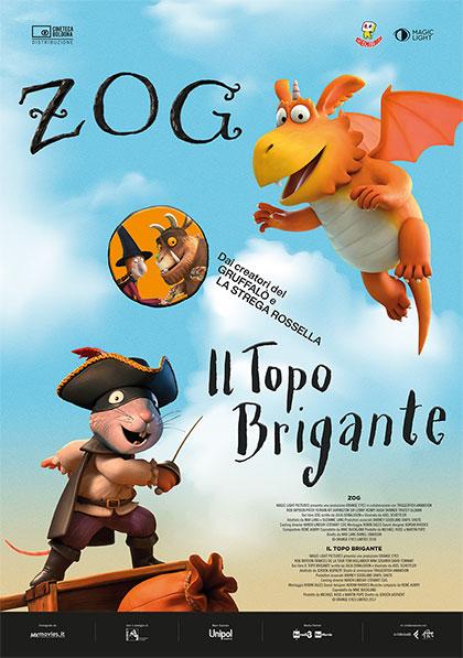 Zog e il Topo Brigante - Film (2018) - MYmovies.it