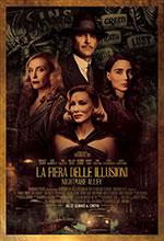 Poster La fiera delle illusioni - Nightmare Alley  n. 0