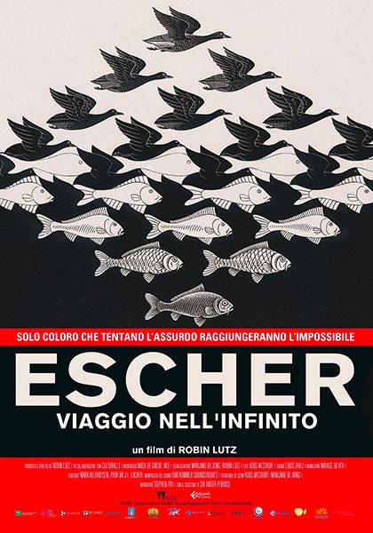 Trailer Escher - Viaggio nell'infinito