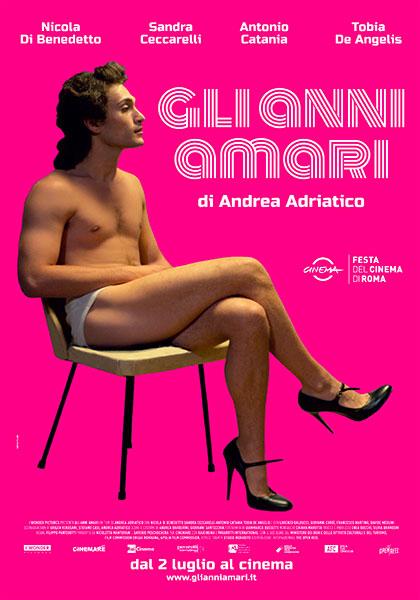 Locandina italiana Gli anni amari