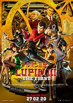 Trailer Lupin III - The First