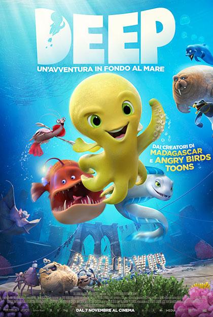 Trailer Deep - Un'Avventura in Mezzo al Mare
