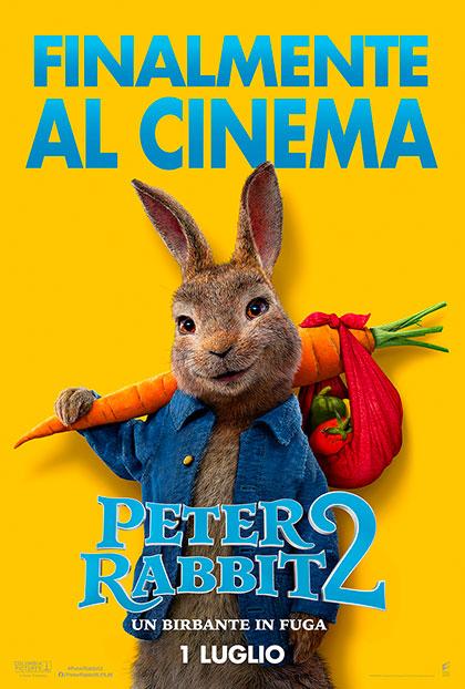 Trailer Peter Rabbit 2 - Un birbante in fuga