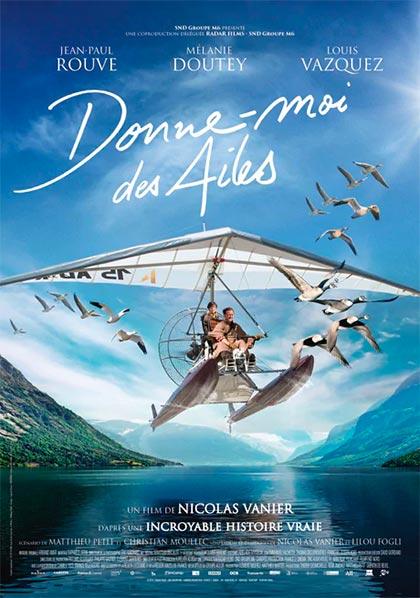 Poster Sulle ali dell'avventura