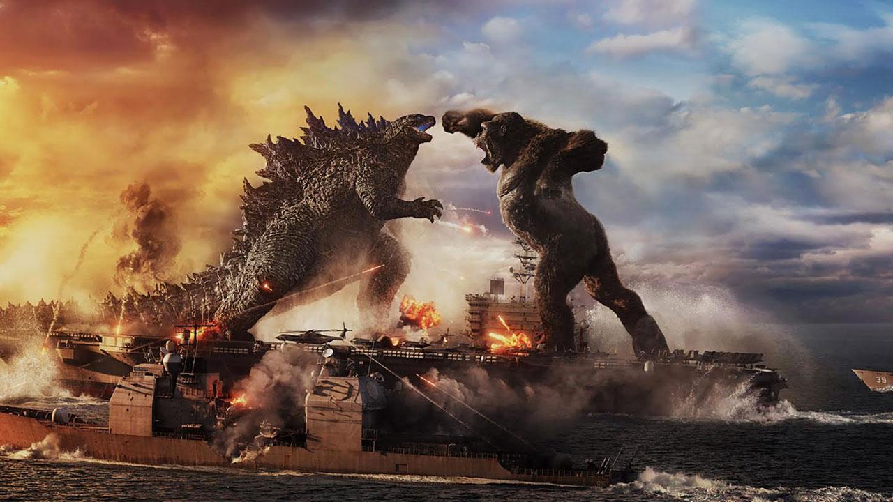 Godzilla vs Kong, un film solare con un unico grande scopo: divertire