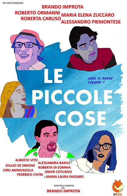 Trailer Le Piccole Cose