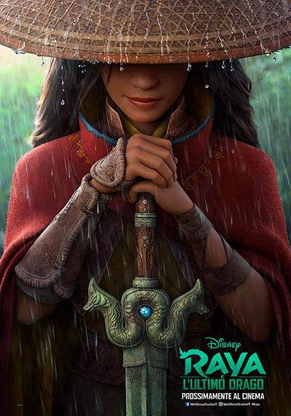 Trailer Raya e l'ultimo drago