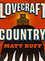 Poster Lovecraft Country - La terra dei demoni