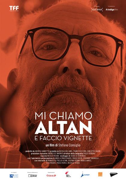 Trailer Mi chiamo Altan e faccio vignette