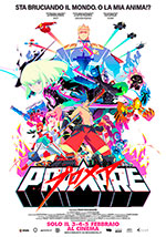 Poster Promare  n. 0