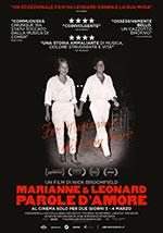 Poster Marianne & Leonard - Parole d'amore  n. 0