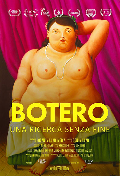 Trailer Botero - Una ricerca senza fine