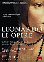 Poster Leonardo - Le Opere  n. 0