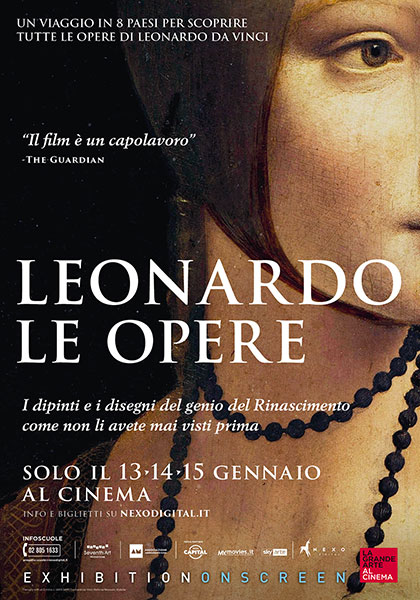 Trailer Leonardo - Le Opere