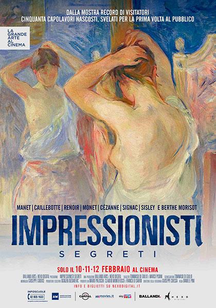 Trailer Impressionisti segreti