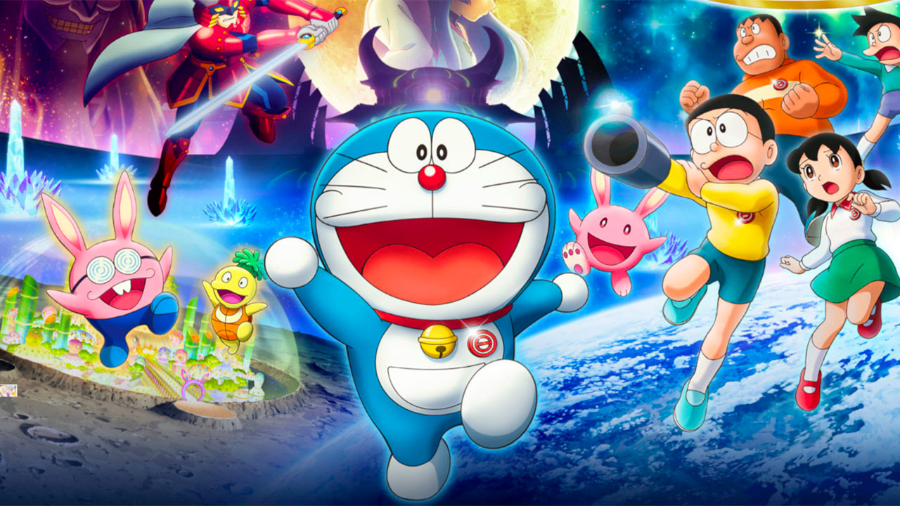 Doraemon - Nobita alla Scoperta della Luna