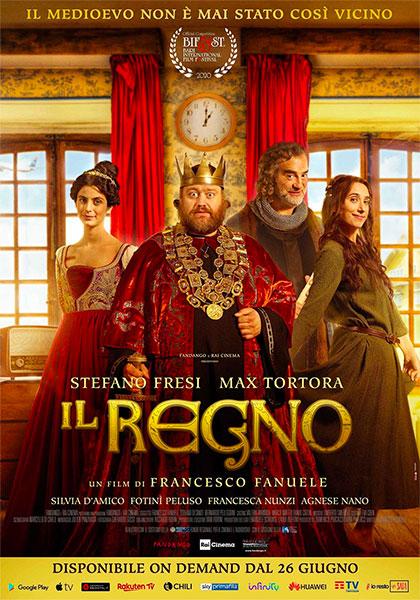 Il regno - Film (2020) - MYmovies.it