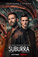 Poster Suburra - La Serie - Stagione 3  n. 0