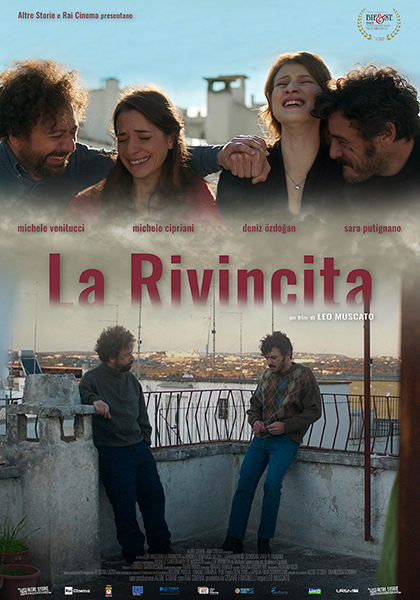 Trailer La rivincita