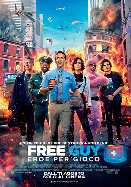 Trailer Free Guy - Eroe per gioco