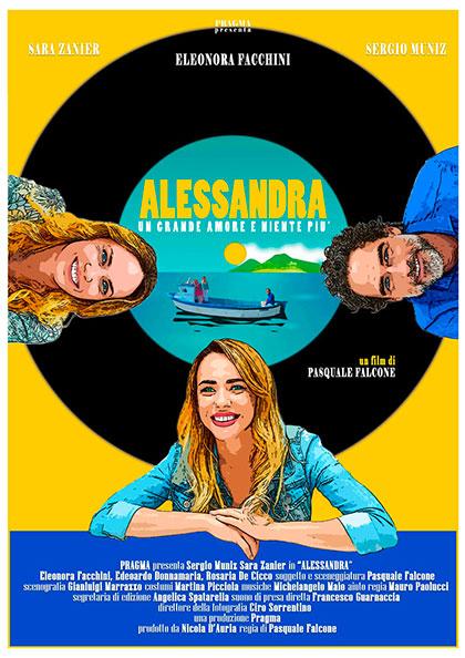 Trailer Alessandra - Un grande amore e niente più